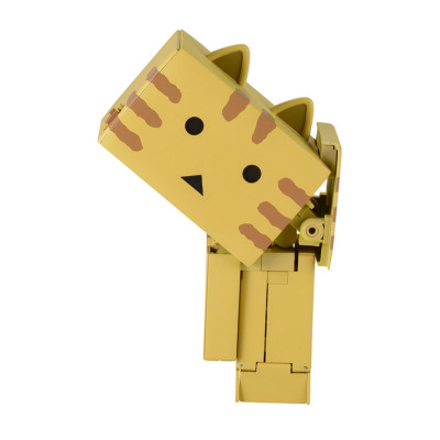 Nyanboard-Perfect-Transform-Figure-Tiger-Tabby-Cat-Yotsuba-amp-Danbo-Japan